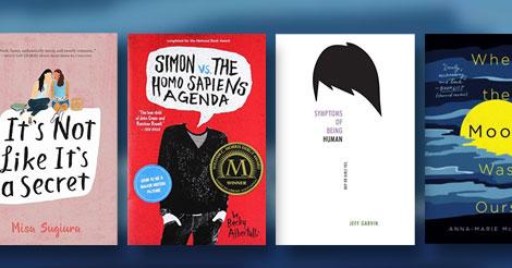 30 Essential LGBT+ Books for YA Readers