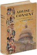 ISBN: 1562080008 Advise and Consent Allen Drury