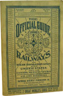 The Official Guide to the Railways - a National Railway Publications
