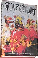 Gonzo, The Art by Ralph Steadman