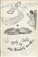 Holy Cats by Andy Warhol's Mother