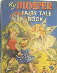 My Bumper Fairy-Tale Book by Hans Christian Andersen and The Brothers Grimm