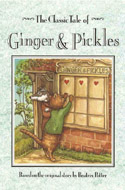The Tale of Ginger and Pickles by Beatrix Potters