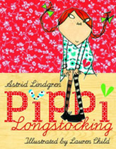 Pippi Longstocking by Astrid Lindren