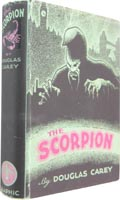 The Scorpion a Limehouse Mystery by Douglas Carey