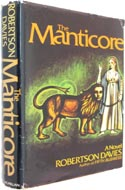 The Manticore by Robertson Davies