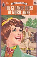 The Strange Quest of Nurse Anne by Mary Burchell
