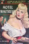 Hotel Waitress by Gene Harvey