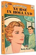 Nurse in Holland by Betty Neels
