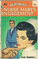 Nurse Mary's Engagement by Essie Summers