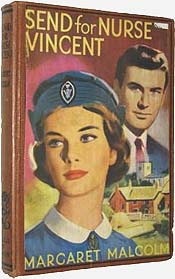 Send for Nurse Vincent by Margaret Malcolm