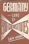Germany: Land of Substitutes by Olaf Nissen