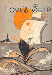 Love's Ship by Nellie Morrison & Alice Nadine Morrison
