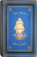 Ships of the Royal Navy - Anonymous,  illustrated by W.F. Mitchell