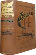 The Voyage of the Jeannette by George W. De Long