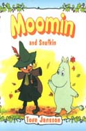 Moomin and Snufkin by Tove Jansson