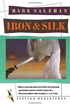 Iron & Silk by Mark Salzman