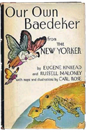 Our Own Baedeker from the New Yorker by Eugene Kinkead and Russell Maloney
