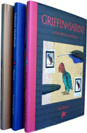 ISBN 0811806960 Nick Bantock The Griffin & Sabine Trilogy boxed set
