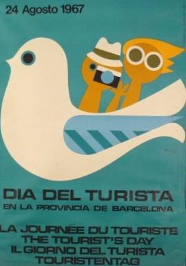 D&ia Del Turista (The Tourist's Day) from 1967
