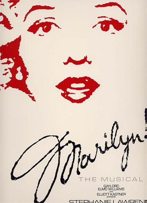 Marilyn the Musical Poster (1980)