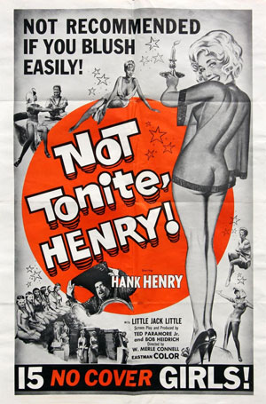 Not Tonight Henry (1960)