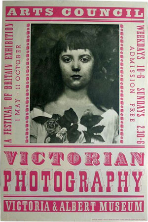 Victorian Photography. Arts Council. A Festival of Britain Exhibition, Victoria and Albert Museum, London (1951).