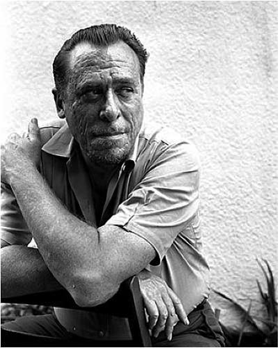 Photograph of Charles Bukowski from 1969.
