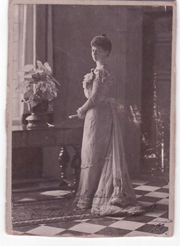 Cabinet photo of Princess of Prussia