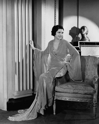 Portrait of Kay Francis by the great studio photographer Gene Robert Richee. The 193 image promoted the film Vice Squad.