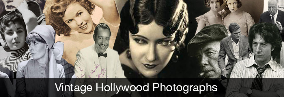 75 Stunning Vintage Hollywood Photographs