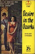 Desire in the Ozarks by Shelby Steger