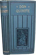 The Adventures of Don Quixote by Miguel de Cervantes