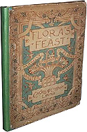 Flora's Feast a Masque of Flowers by Walter Crane