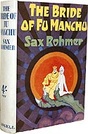 The Bride of Fu Manchu by Sax Rohmer