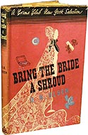 Bring the Bride a Shroud by D.B. Olsen