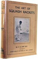 The Art of Squash Rackets by Amr Bey