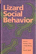 Lizard Social Behavior by Stanley F. Fox