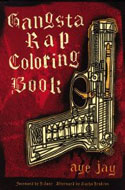 ISBN 0867196041 Gangsta Rap Coloring Book