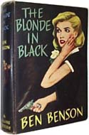 The Blonde in Black by Ben Benson
