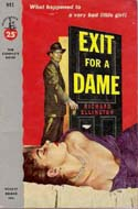 Exit for a Dame by Richard Ellington