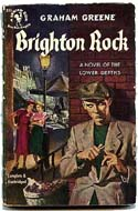 Pinkie Brown from Brighton Rock by Graham Greene