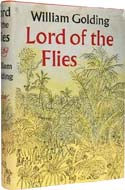 Jack from Lord of the Flies by William Golding