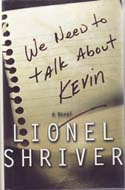 Kevin from We Need to Talk About Kevin by Lionel Shriver