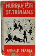 The Girls of St. Trinians in Hurrah for St Trinians by Ronald Searle