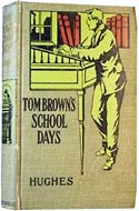 Flashman from Tom Brown's School Days by Thomas Hughes