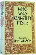 Pandora and Marmaduke from Who was Oswald Fish? By A.N. Wilson