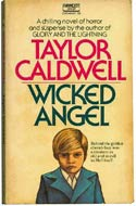 Angelo Saint from Wicked Angel by Taylor Caldwell