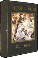 Tappan's Burro by Zane Grey