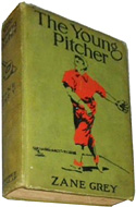The Young Pitcher by Zane Grey